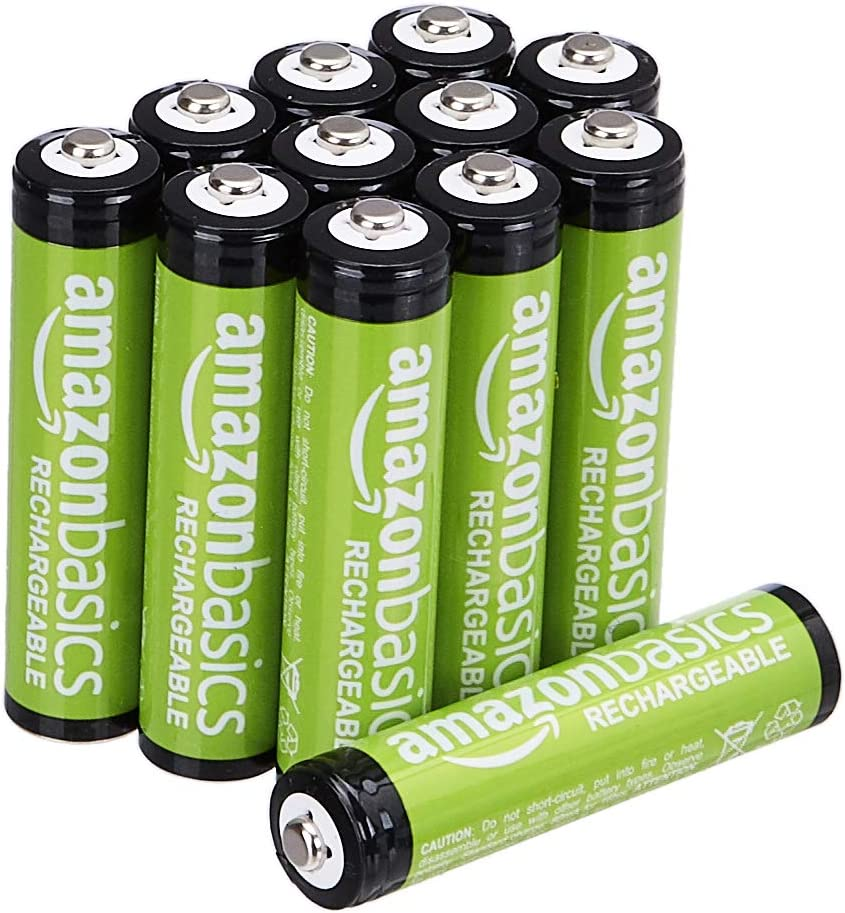 AmazonBasics - 85AAAHCB - Best Rechargeable Batteries