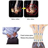 Decompression Back Belt Lumbar Traction Device