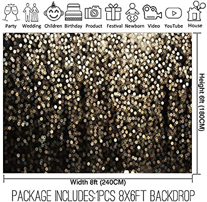 8x8FT Vinyl Photo Backdrops,Outer Space,Grungy Science Fiction Background for Selfie Birthday Party Pictures Photo Booth Shoot