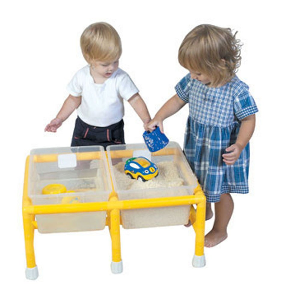 Children's Factory Mini Double Discovery Table Children' s Factory 1779-CF905-134