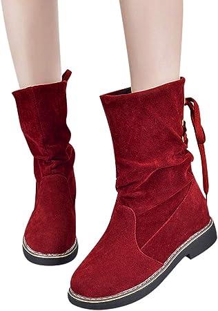 Chaussures Bottines Femme, Xinantime Bottes de neige Pour