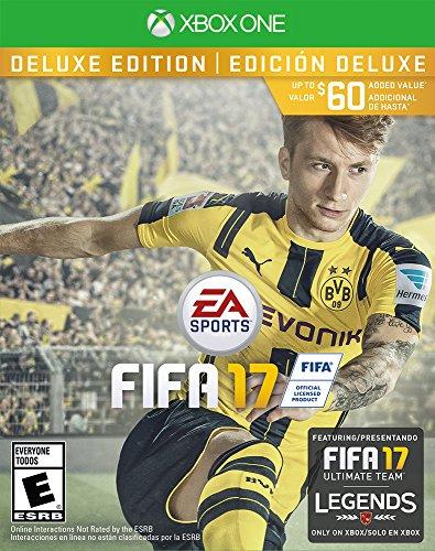 FIFA 17 Deluxe Edition - Xbox One (Xbox One Fifa 15)