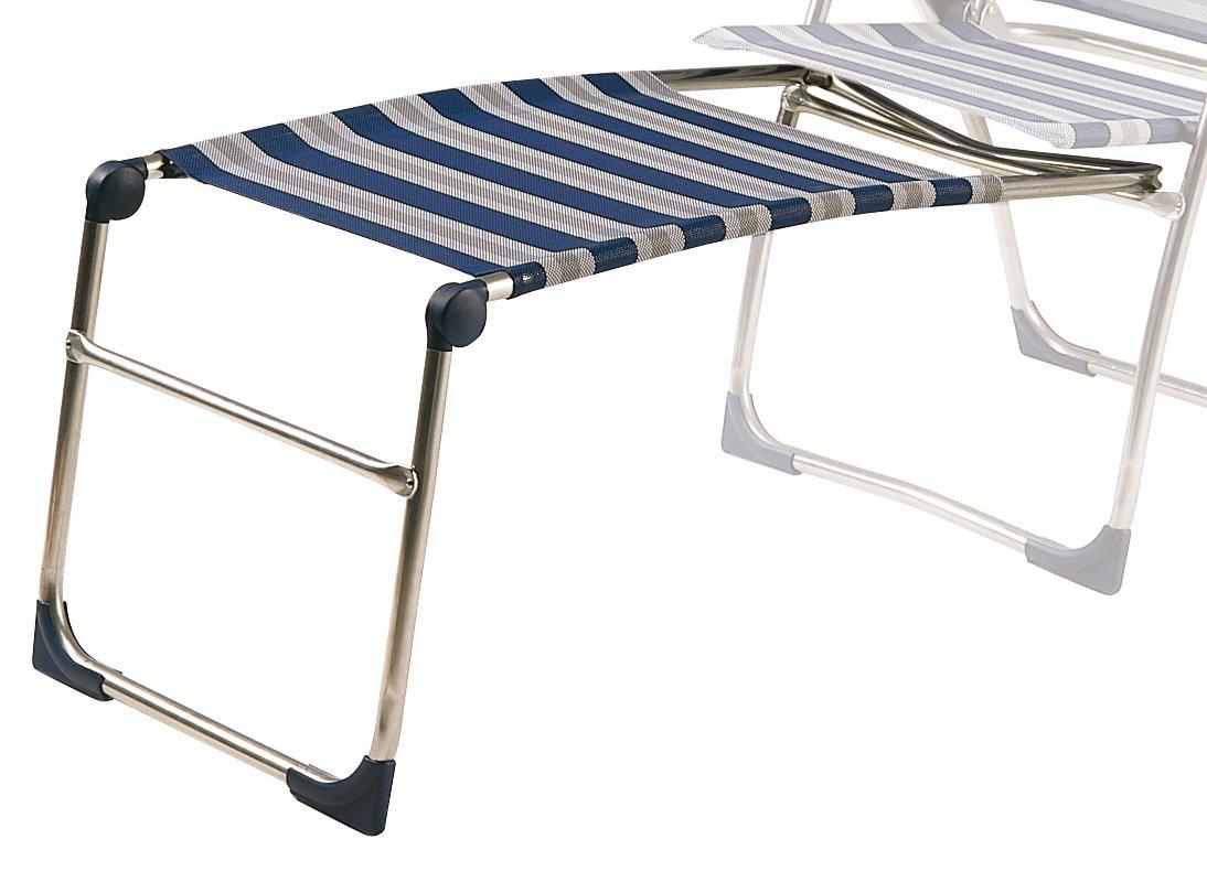 Crespo Repose-Pieds Bleu-Gris 2012 Accessoires Camping 1104816