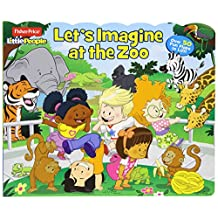 Fisher-Price Little People: Let's Imagine at the Zoo