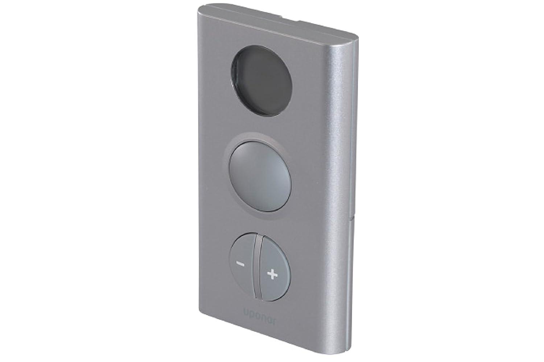 Uponor T-75 plata de radio termostato de ambiente de la sala de control de la habitació n de sensor 1000504