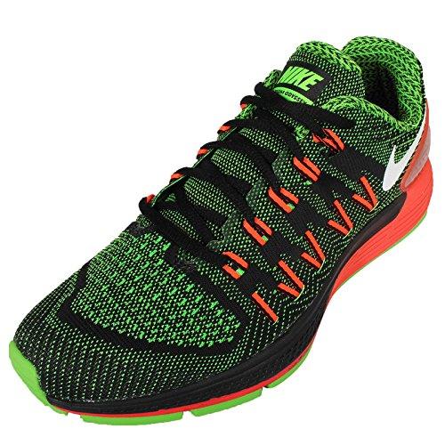 Rot Herren Crmsn Blk Talla brght Strk Zoom Laufschuhe Odyssey Nike Schwarz Air Grn Weiß Grün U0xqZg