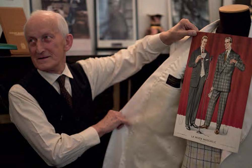 Italian Tailoring: A Glimpse into the World of Sartorial Masters by Skira (Image #2)