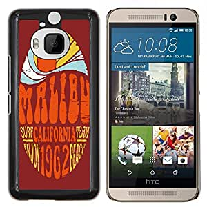 Dragon Case - FOR HTC One M9+ / M9 PLUS - ?still loves you - Caja protectora de pl??stico duro de la cubierta Dise?¡Ào Slim Fit