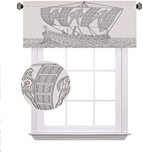 Amazon.com: Toga Party Window Valance,Soldiers with Spears