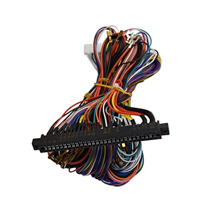 TAPDRA 28/56 Pin Jamma Harness Wire Wiring Cable Loom Arcade Game PCB on