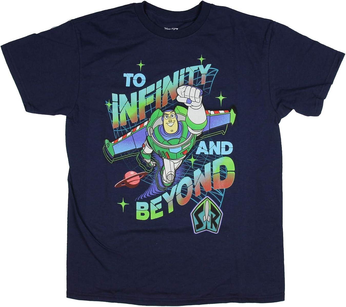 Disney Pixar Boys Toy Story Buzz Lightyear T-Shirt