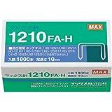 マックス ホッチキス針 卓上タイプ向け 12号 1210FA-H