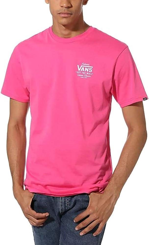 Vans MN Holder Street II Camiseta para Hombre - algodón Talla: S: Amazon.es: Ropa y accesorios