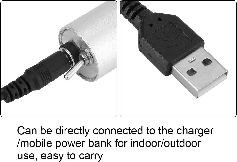 Glas Gold Kunststoff Holz Mini-DIY-Gravur-Tool-Kit wiederaufladbarer elektrischer USB-Mikro-Gravierstift f/ür Metall