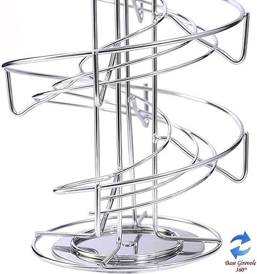 Dimensione:10x10 cm Paco Home Tappeto di Design Tappeti Frieze Lussuoso Brillante Effetto Lucido in Grigio Tinta Unita