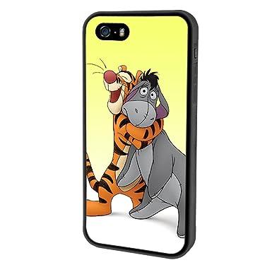 online store f866d ddcce iPhone SE case, Disney Tigger Eeyore Defensive Case Compatible with ...