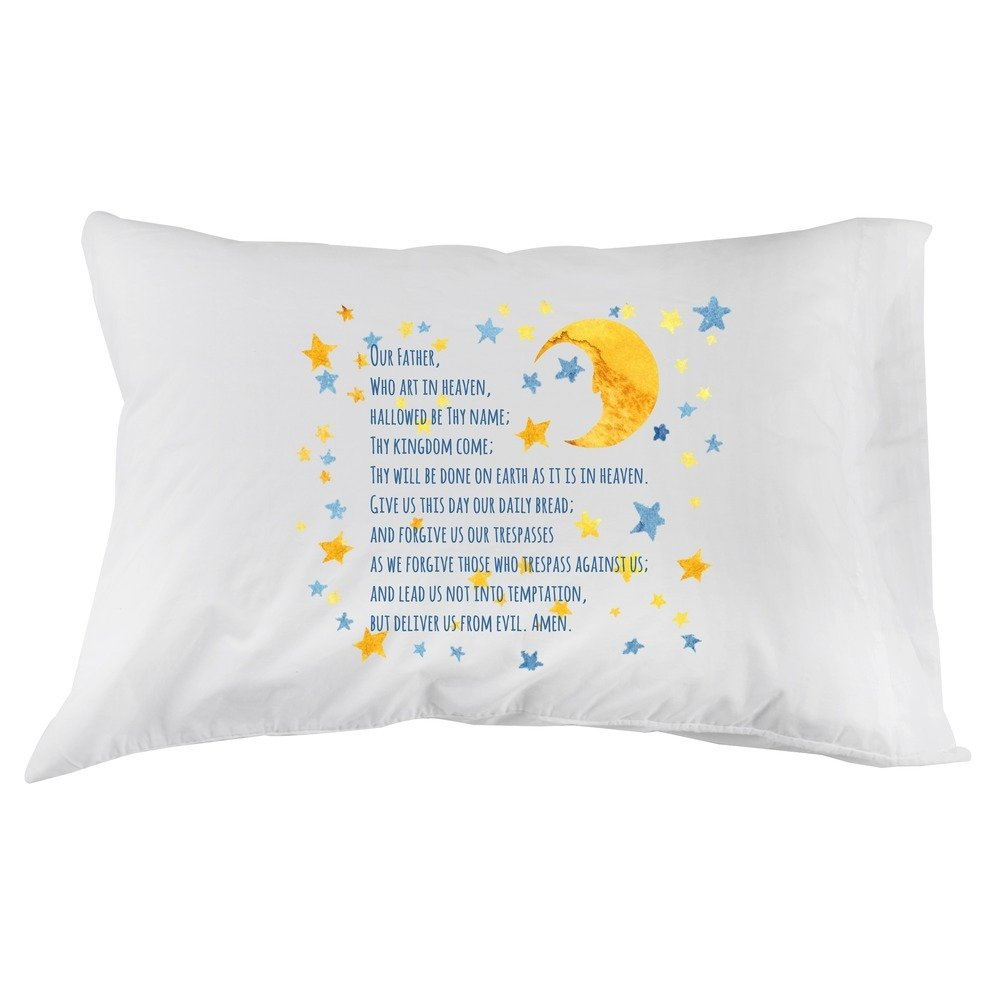 Message Brands Our Father Pillowcase