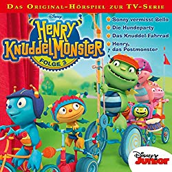 Henry Knuddelmonster 3