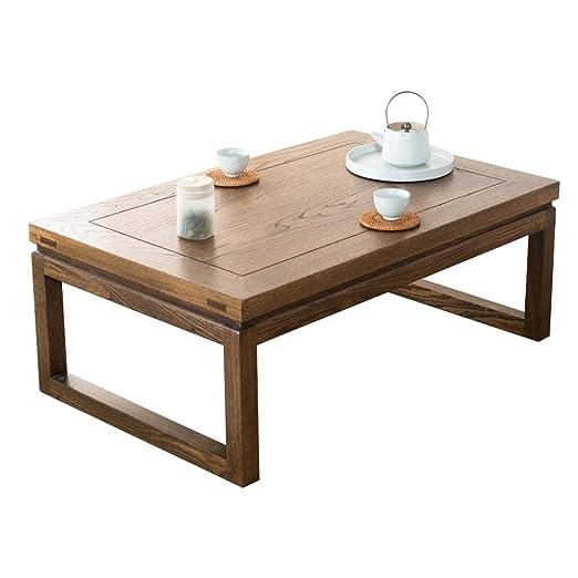 Mesas de café Mesa De Tatami Café De Estilo Japonés Rectangular ...