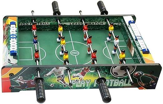 LMCLJJ Foosball Table Mini Tablero de Mesa Accesorios de Juego de ...