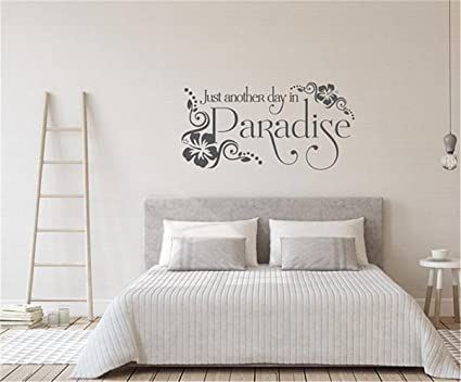 Amazon.com: yeyekyt Wall Decal Stickers Quotes Saying and ...