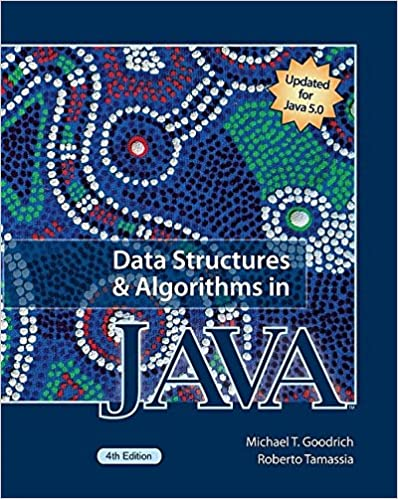 Data structures and algorithms in java michael t goodrich roberto data structures and algorithms in java 4th edition fandeluxe Gallery