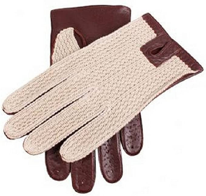 Car Gloves Mens Crochet Special Edition
