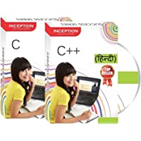INCEPTION INDIA Learn C and C++(Hindi) (2 CDs)