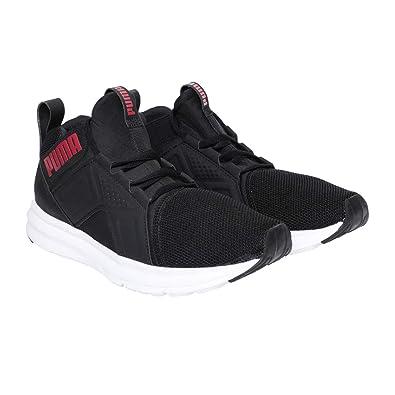 Puma Women s Enzo Mesh WN s Black Running Shoes-3 UK India (35.5 EU)  (19001603)  Amazon.in  Shoes   Handbags c6e0dae3b