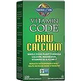 Vitamin Code Raw Calcium - 120 capsules