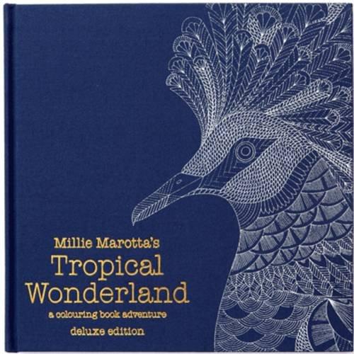 Millie Marottas Tropical Wonderland Colouring product image