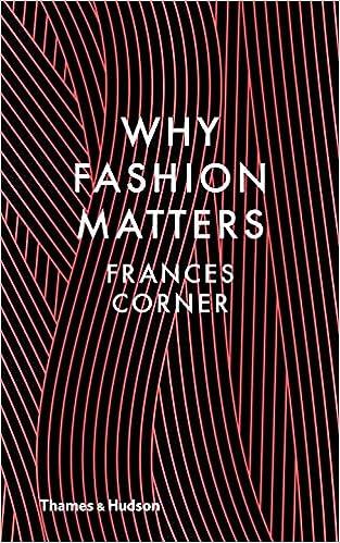 Znalezione obrazy dla zapytania why fashion matters