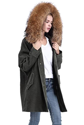 Amazon.com: Melody pana – Abrigo con capucha de la mujer ...