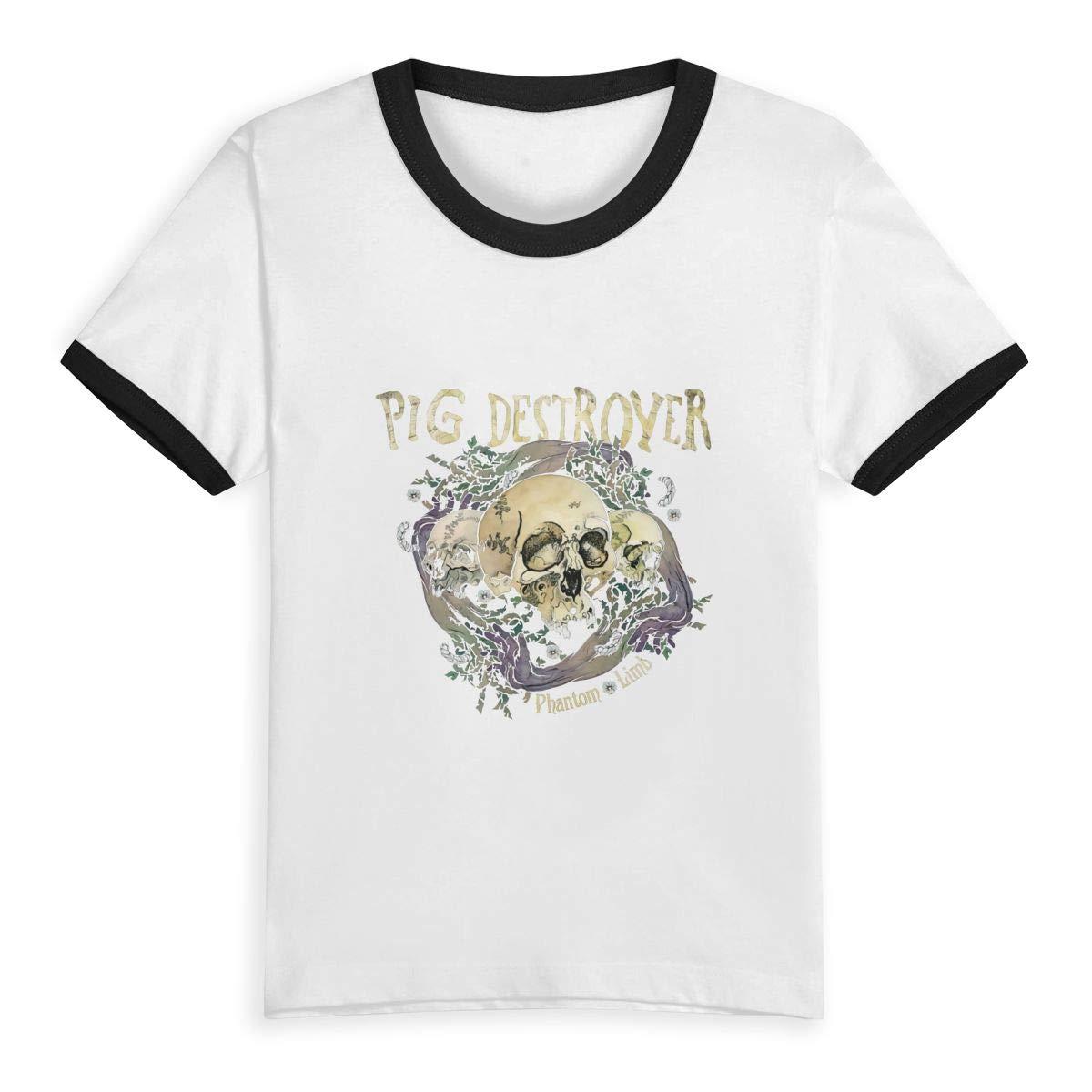 The Phantom Skull Ring Logo Kid/'s T-Shirt