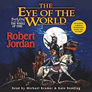 The eye of the world audiobook robert jordan audible the eye of the world audiobook gumiabroncs Choice Image