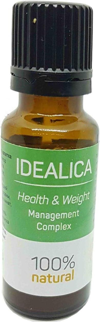 idealica health weight)