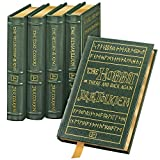 jrr tolkien box set hardcover - The Hobbit, Lord of the Rings (The Return of the King, The Two Towers, The Fellowship of the Ring,) The Silmarillion [Complete Full Leather 5-Vol. set in the Original Shrinkwrap]