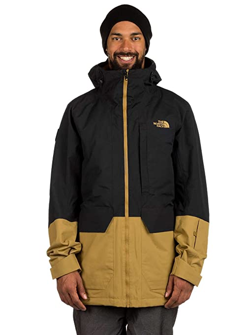 The North Face Repko Giacca invernale black kahki  Amazon.it  Sport ... 5bc18664848b