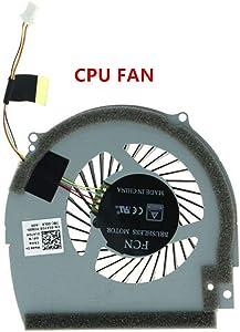 HK-Part Fan for Dell Inspiron 15-7566 15-7567 CPU Cooling Fan 147DX 0147DX CN-0147DX