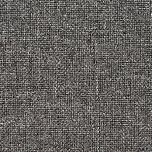 (J631 Charcoal Grey Solid Tweed Commercial Automotive and Church Pew Upholstery Grade Fabric by The Yard)