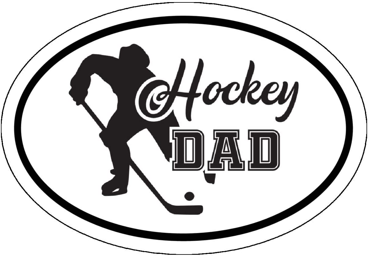 WickedGoodz White Soccer Ball Proud Dad Vinyl Decal Transfer Sports Bumper Sticker Perfect Soccer Dad Gift