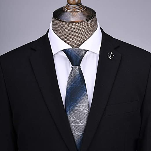 Corbata Negra Corbata Formal For Hombres/Overol Camisa Profesional ...