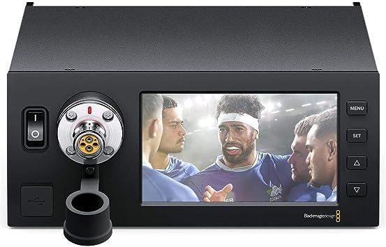 Amazon Com Blackmagic Design Studio Fiber Converter Electronics