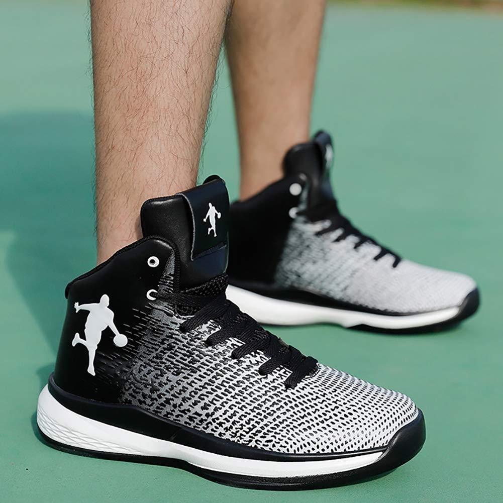 FHTD Zapatillas De Baloncesto 2018 Para Nuevos Hombres Zapatillas De Baloncesto Para Otoño En La Primavera Zapatillas: Amazon.es: Ropa y accesorios