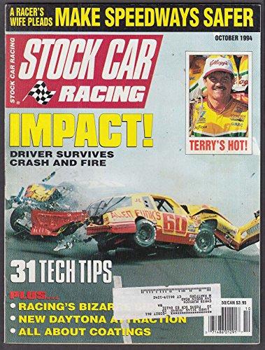STOCK CAR RACING Terry Labonte Daytona Rex Merritt + 10 1994 ()
