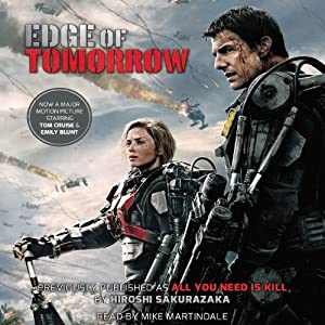 Edge of Tomorrow (Movie Tie-in Edition) Audiobook