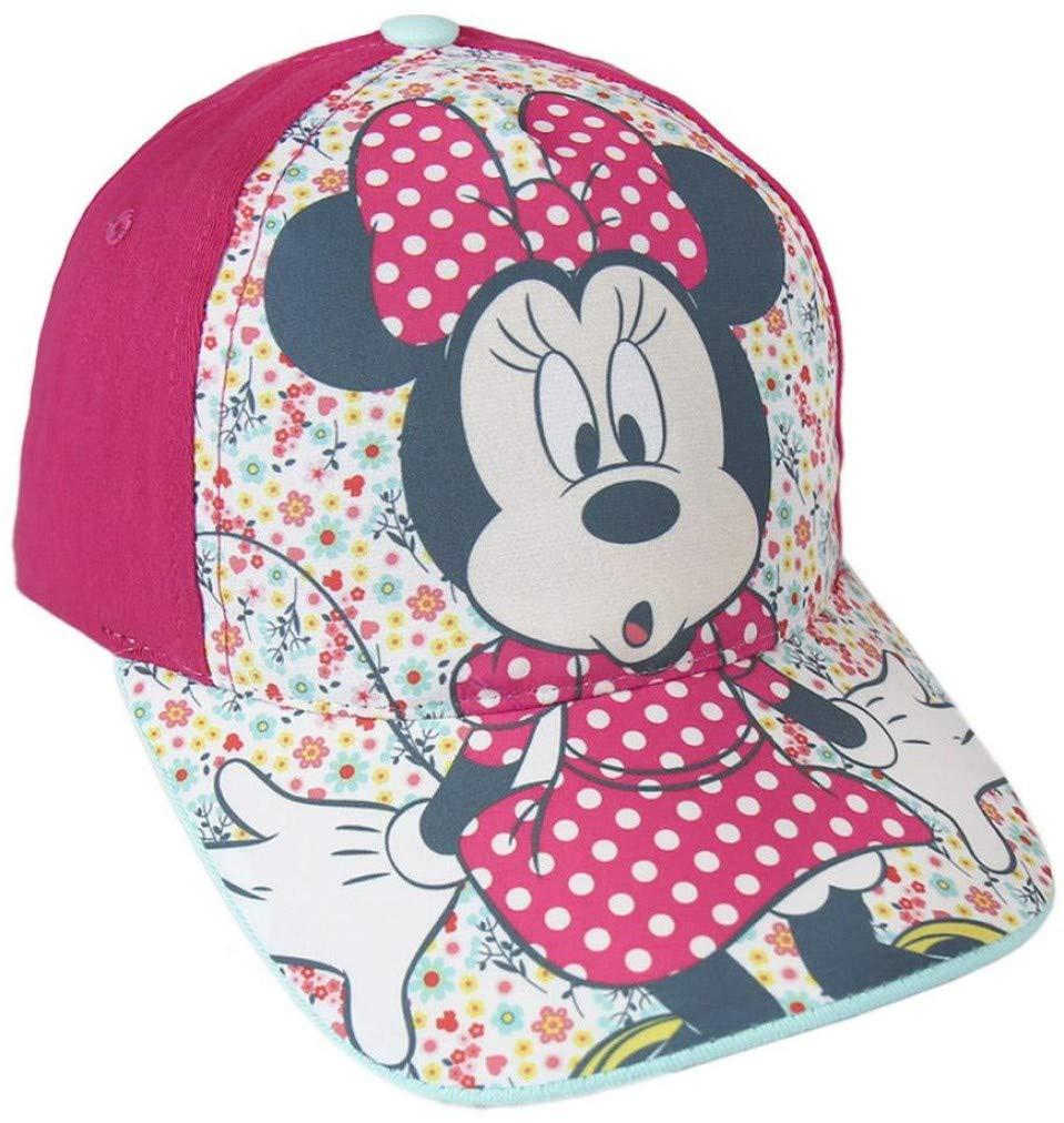 48 cm Cappellino per Bambini Minnie Mouse 73548 Fucsia