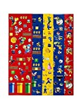 Super Mario Brothers Stickers (10 sheets)