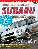High-Performance Subaru Builder's Guide, Jeff Zurschmeide, 1613251343