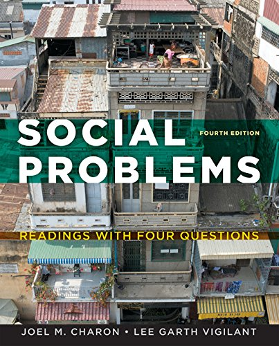 Social Problems: Readings with Four Questions, 4th Edition